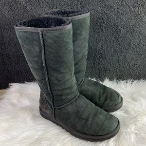 AUTHENTIC UGG BOOTS TALL SIZE 5